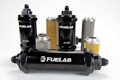 Fuelab® - 848 Series In-Line Fuel Filter with Check Valve Installation Video