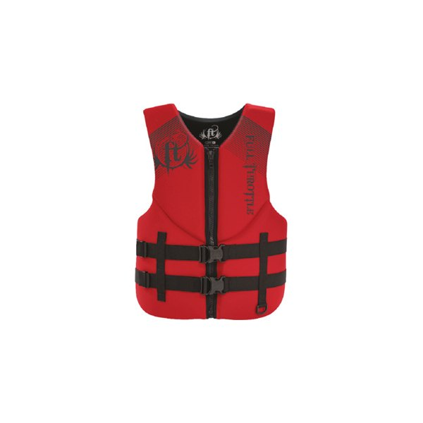 Full Throttle® - Rapid-Dry Men's Large Life Vest with Towel