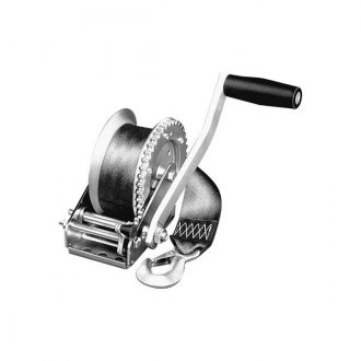 Fulton® - Single-Speed Winch w/o Cover with 20' Strap