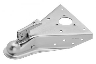 "Fulton® 33305H0301 - Zinc A-Frame Coupler with SPL Holes for 2"" Hitch Ball (5000 lbs)"