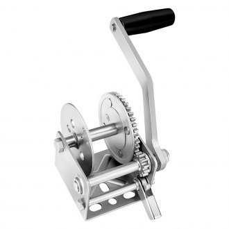 Fulton® - Single Speed Trailer Winch