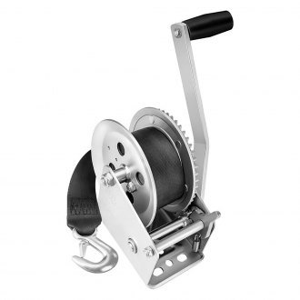 Fulton® - 1,800 lbs Single Speed Trailer Winch With 20' Strap
