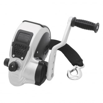 Fulton® - 3,200 lbs F2™ Series 2-Speed Winch With 20' Strap