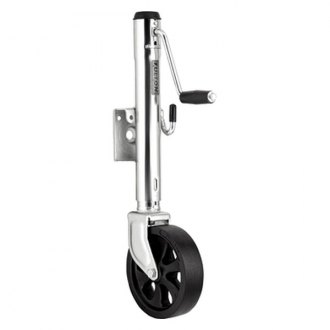 Fulton® - Bolt-On Torsion Axle Version Marine Jack with Independent Caster