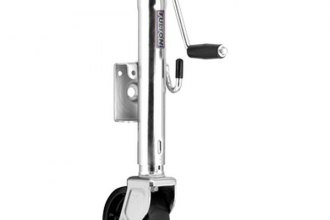 "Fulton® XP10WC0301 - Bolt-On 10"" / Weld-On Jack (1200 lbs)"