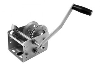 Fulton® - 2-Speed Winch with Brake