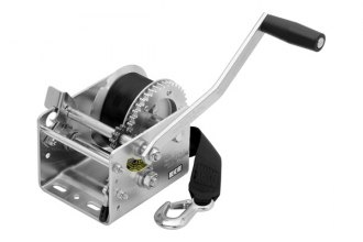 Fulton® - 2-Speed Winch w/o Cover