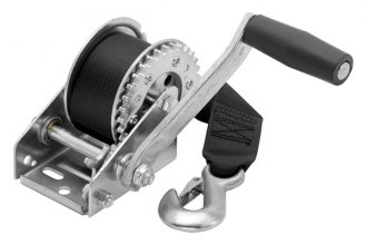 Fulton® - Single-Speed Winch without Cover
