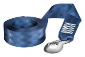"Fulton® - 2""x12' Winch Strap with Hook and Loop"