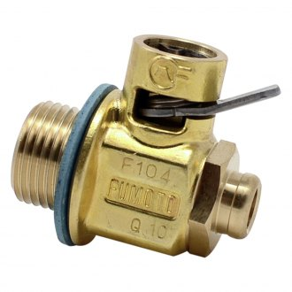 Fumoto® - S Series Oil Drain Valve with Short Nipple