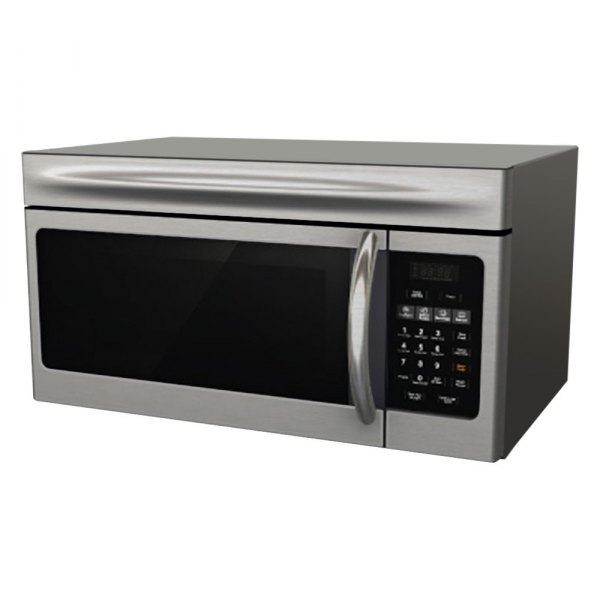 Microwave And Convection Oven Furrion® 381561 - Stainless Steel Over-the-Range ...