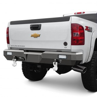 Fusion Bumpers® - Full Width Raw Rear HD Bumper