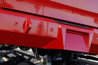 Fusion Bumpers® - Rear Bumper with Back-Up Sensor Holes