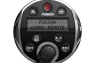Fusion® - Marine Full Function Wire Remote Controller For MSAV600, MSCD600, MSIP600