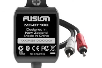 Fusion® MSBT100 - Marine Bluetooth Module (RCA Connectors)