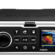 Fusion® - Flipdown Face Marine iPod / iPhone Dock