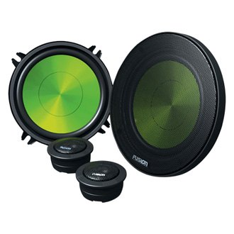 "Fusion® - 5-1/4"" 2-Way Encounter Series 220W Component Speakers"