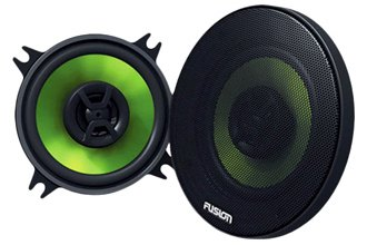 "Fusion® - 4"" Encounter Series 2-Way 160W Full Range Speakers"