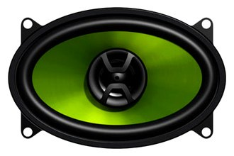 "Fusion® - 4"" x 6"" Encounter Series 2-Way 160W Full Range Speakers"