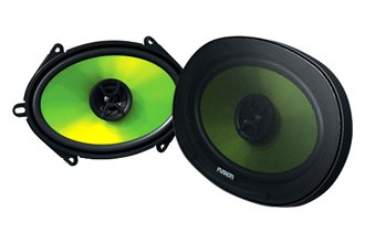 "Fusion® - 5"" x 7"" Encounter Series 2-Way 200W Full Range Speakers"