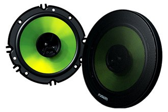 "Fusion® - 6"" Encounter Series 2-Way 210W Full Range Speakers"