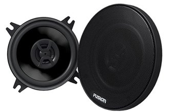 "Fusion® - 4"" Reactor Series 2-Way 160W Full Range Speakers"