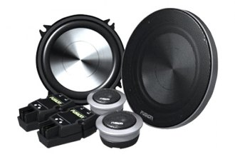 Fusion® - 5'' Performance Series 250W Component Speakers