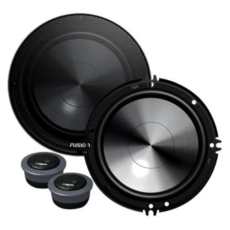 "Fusion® - 6"" 2-Way Performance Series 280W Component Speakers"