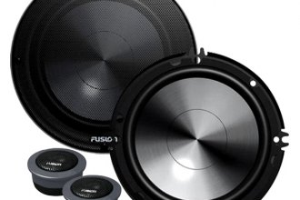 "Fusion® - 6"" Performance Series 280W Component Speakers"