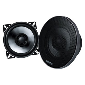 "Fusion® - 4"" 2-Way Performance Series 180W Coaxial Speakers"
