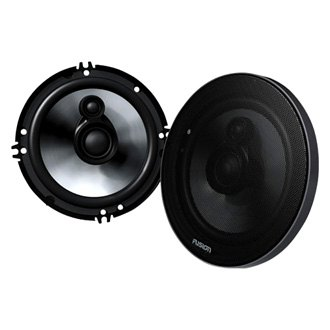 "Fusion® - 6"" 3-Way Performance Series 250W Coaxial Speakers"