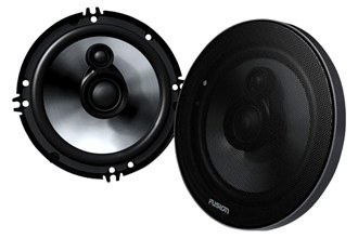 "Fusion® - 6"" Performance Series 3-Way 250W Full Range Speakers"