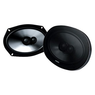 "Fusion® - 6"" x 9"" 3-Way Performance Series 450W Coaxial Speakers"