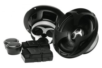 "Fusion® - 6.5"" PowerPlant Series 280W Component Speaker Package"