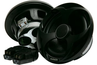 "Fusion® - 6-1/2"" PowerPlant Series 2-Way 240W Coaxial Speakers"