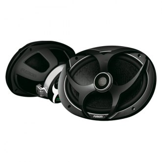 "Fusion® - 6"" x 9"" 2-Way PowerPlant Series 280W Coaxial Speakers"