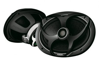 "Fusion® - 6"" x 9"" PowerPlant Series 2-Way 280W Coaxial Speakers"