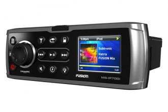 Fusion® - Flip Down Face Marine iPod/iPhone Dock