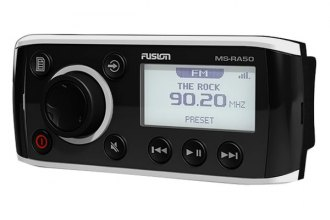 Fusion® - Single DIN Marine 50 Series AM/FM/iPod/iPhone Receiver