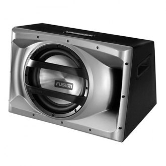 "Fusion® - 12"" Performance Series Single Vented Powered 1500W Subwoofer Enclosure"