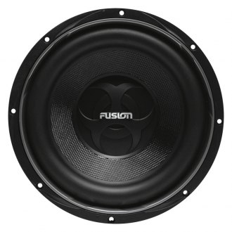 "Fusion® - 12"" PowerPlant Series 1200W 2 Ohm DVC Subwoofer"