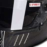 G-Force Racing Gear® - Pro CFG Full Face Helmet