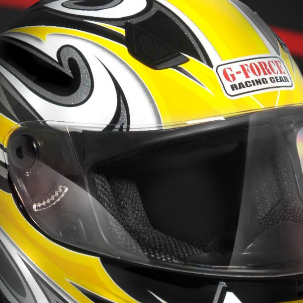 G-Force Racing Gear® - Helmet