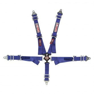G-Force® - 6 Points Camlock H-Type Harness Set