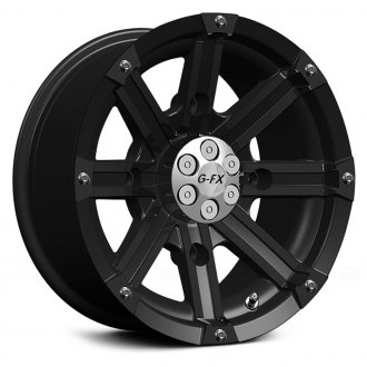 G-FX® - ATV DOUBLE BARREL Matte Black