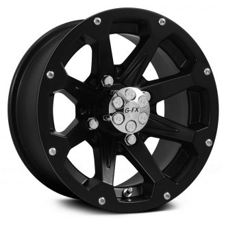 G-FX® - ATV SIX SHOOTER Matte Black