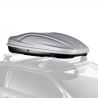 G3® - Absolute 400 Shiny Gray Roof Cargo Box