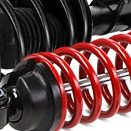 Gabriel® - Load Assist Coilover Shocks