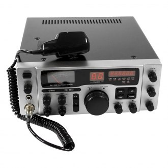 Galaxy® - 40 Channel Base Station CB Radio with 6 Digit Frequency Counter