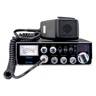 Galaxy® - 40 Channel CB Radio with StarLite Faceplate